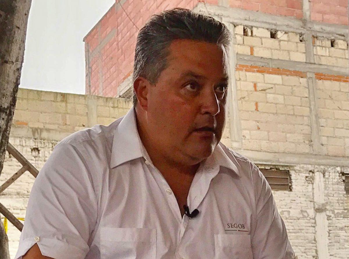 Jorge Márquez. (Foto: Miguel Cabrera).