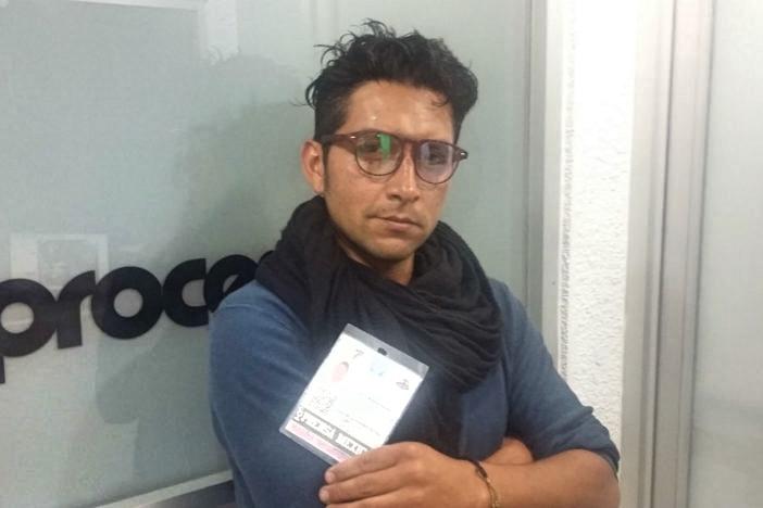 Jesus Medina Aguilar (Foto: Revista Proceso)
