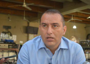 Ángel Colin Lopez, ex secretario de Gobierno de Morelos.